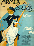Poster   Magazine Cover   Revue    Armes et Sports   1930  Hunting
