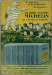 Poster  Les  Guides Illustrés  Michelin   17e  Year   1920    Henri  Grand Aigle
