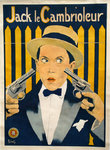 Poster Jack le Cambrioleur  With Buster Keaton  1920  Roberty