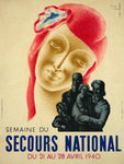 Poster  National Emergency  1940  Jean Carlu