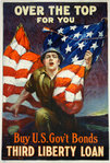 Affiche  Over The Top  For You    1918   Sidney H  Reisenberg
