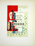 Lithography   Picasso  Pablo      Suite de 180 Dessins  1954   Posters Masters of School Paris 1959