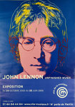 Affiche Warhol  Andy  John Lennon  Unfinished  Music  Cite de la Musique 2006