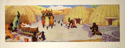 art africain 1920