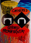 Affiche  Fromanger  Gerard  Chimeres  Galerie Isy Brachot  1985