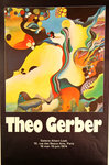 Poster   Gerber  Theo   Albert Loeb  Gallery    May June  1974