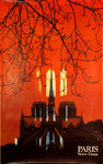 Affiche    Paris  Notre Dame    Photo Choisnet     1979
