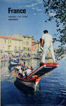 Affiche  Martigues  France Provence Côte D'Azur   Photo Ph Fronval   1961