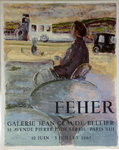 Poster   Feher  Georges   Claude Bellier   Gallery  1965