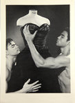 Affiche   David and Carlos  New York  1992   Photographe  Bruce Weber  1993