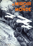 Affiche Le Miroir du Monde  Aviation  Novembre 1932