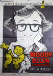 Affiche  Lilly la Tigresse  Woody Allen