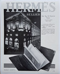 Poster   Hermes  Sellier  Paris  Biarritz  Saumur  Cannes  Chantilly  1936
