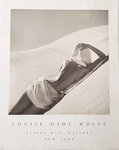 Poster    Dahl  Wolffe  Louise  Nude in Desert   Circa 1970